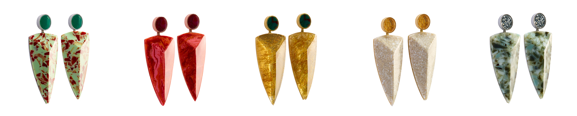 PrimaMateria-trigon-earrings