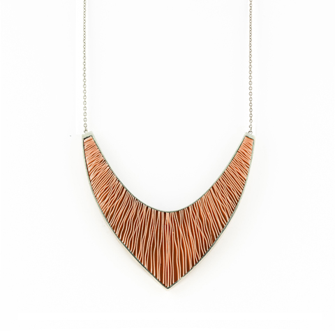 Ketting-Large-zilver-roos