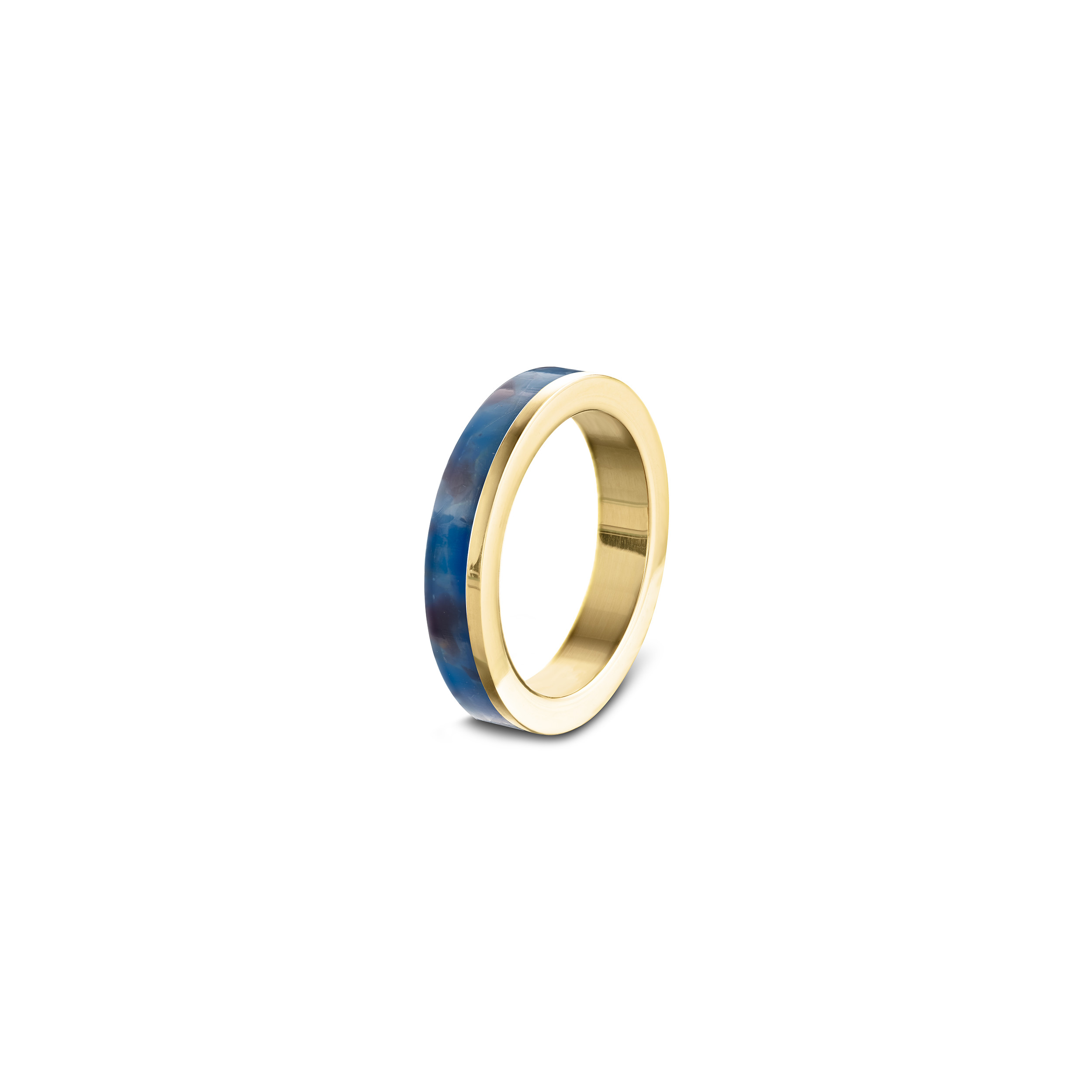 Stackring_electric-blue_geel
